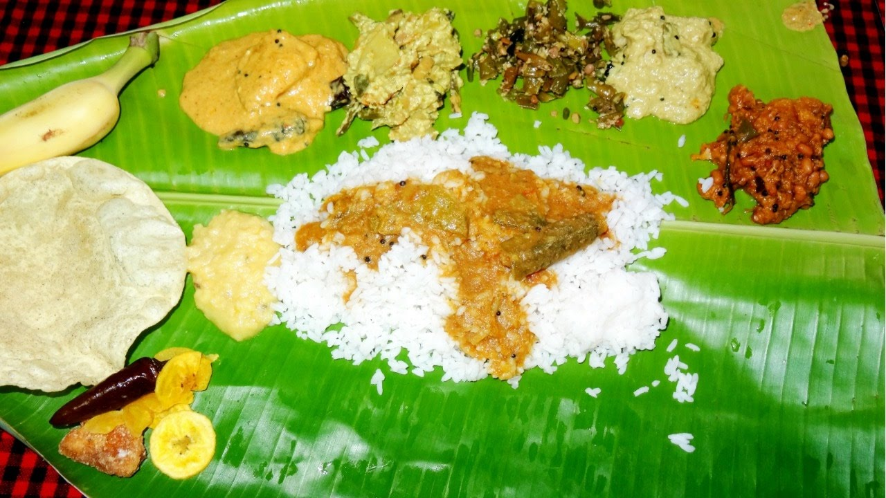 Image result for buffet lunch at banana leaf