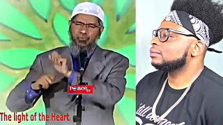 CATHOLIC REACTS TO What Will Happen If A Muslim Leaves Islam? - Dr Zakir Naik BEST ANSWER!!