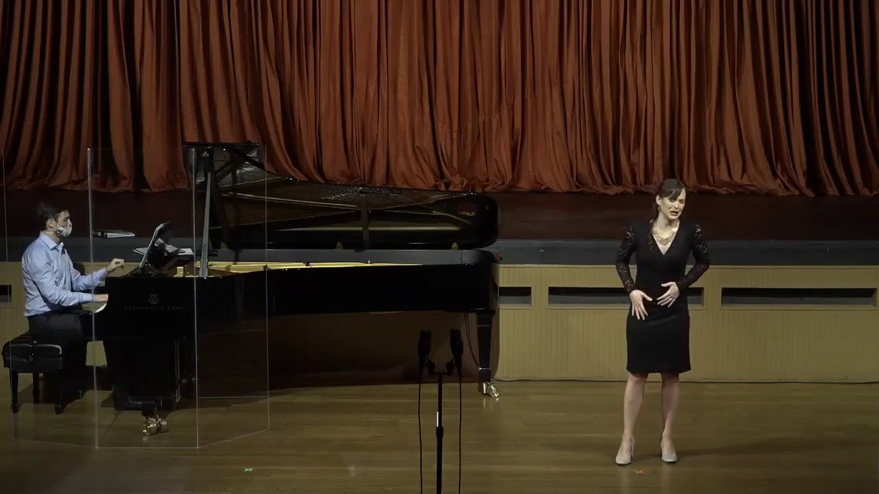 Io tuo sangue - Shannon Jennings, soprano