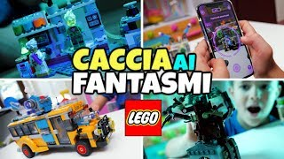 CACCIA AI FANTASMI IN CASA con LEGO Hidden Side
