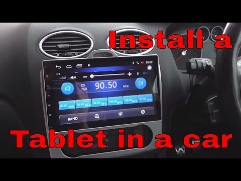 ford mondeo mk3 radio wiring diagram healthy plate how to remove the original and install a new aftermarket car 12 21