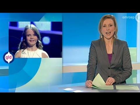 Amira Willighagen - TV Gelderland News - 29 December 2013