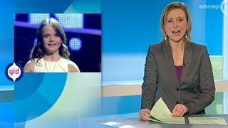 Amira Willighagen - TV Gelderland News - 29 December 2013