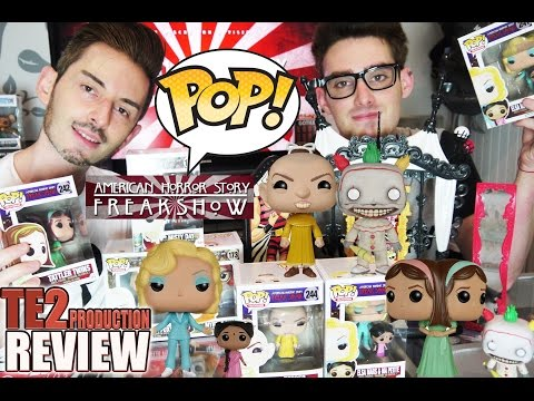 Review Pop! American Horror Story Freak Show