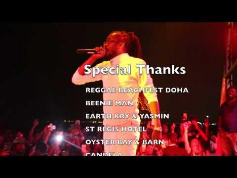 Reggae Beachfest LIVE CONCERT Feat. BEEINE MAN & FRIENDS QATAR DOHA