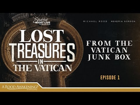 From the Vatican Junk Box