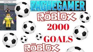 I Just Scored 2000 Goals On Roblox Kick Off