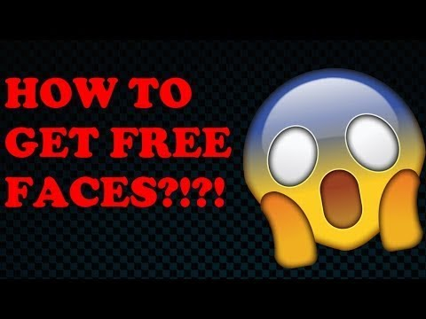 How To Get Free Faces On Roblox No Hacks2017 Working Youtube - roblox hurt face how u hack roblox