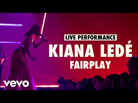 Fairplay (Vevo Lift Live Sessions)