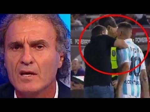 90 minutos - 11 febrero 2019 - Ruggeri indignado por actitud de Centurión y la de Racing vs River