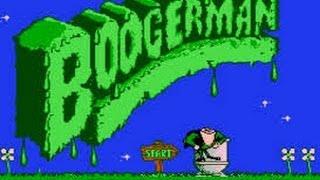 [Sega] Обзор игры Boogerman by Necros
