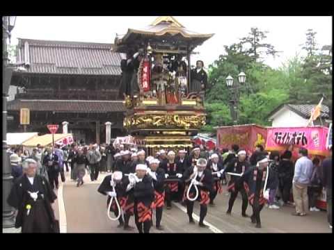 2011 城端曳山祭