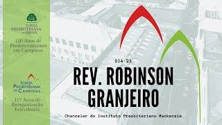 Palavra do Rev. Robinson Granjeiro