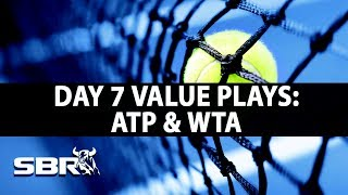 French Open 2017 | WTA & ATP Tennis Bets |  Day 7