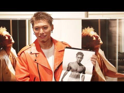 EXILE SHOKICHIが初のソロ写真集でセクシーショット披露! 「EXILE再活動してのNHK紅白に万全で臨みたい」