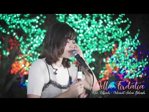 Rita Effendi - Selamat Jalan Kekasih cover Della Firdatia