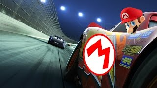Mario cars 3. Teaser trailer