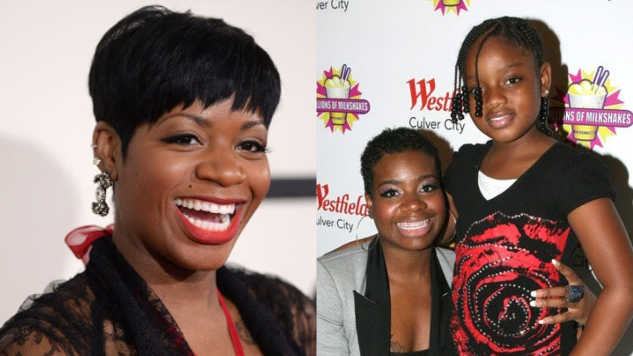 Fantasia Barrino Surprises Her Daughter Zion With A New