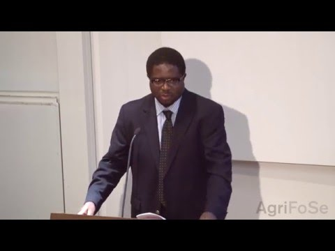 AgriFoSe - Dr. Appolinaire Djikeng