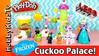 LEGO Uniktty Cloud Cuckoo Palace! Emmet + WyldStyle by HobbyKidsTV thumbnail