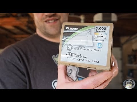 Awesome Cheap Garage Shop LED By Lithonia