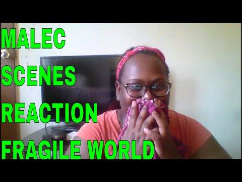 ALBERTO ROSENDE - FRAGILE WORLD MALEC SCENES REACTION
