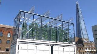 GrowUp Aquaponic Urban Farm