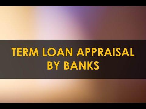 Term Loan Appraisal By Banks | Banking Credit Analysis | CARAJACLASSES |