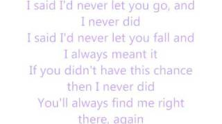 a day to remember - have faith in me lyrics