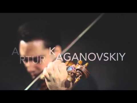 F. Kreisler | Recitative and Scherzo | Artur Kaganovskiy, Violin
