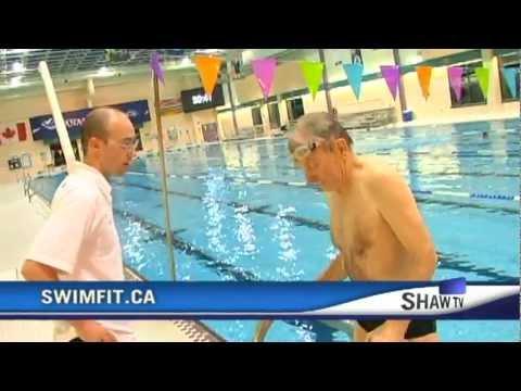Darcy Irwin Swim Coach - Shaw TV Nanaimo Channel 4