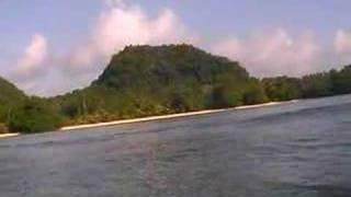 Palau, Private isle