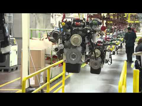 Cummins - Rocky Mount Engine Plant Video