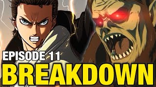 EREN'S NEW ARMY! | Attack on Titan Season 4 Episode 11 Breakdown