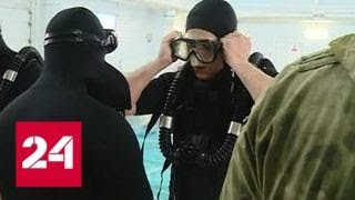 Белорусские десантники прибыли на совместные учения водолазов-разведчиков в Рязань - Россия 24
