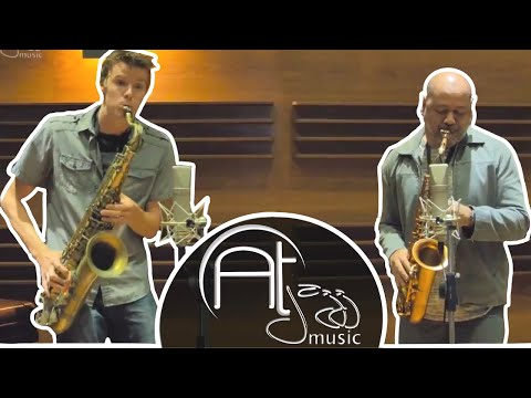 AT JAZZ Music SP #32 - Derek Brown e Angelo Torres