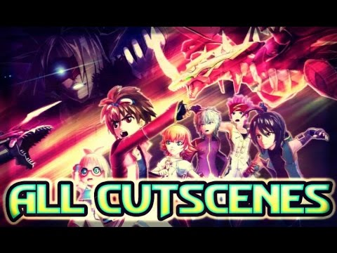 bakugan defenders of the core all cutscenes full game