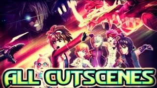 Bakugan Defenders of the Core All Cutscenes | Full Game Movie (X360, PS3, Wii)