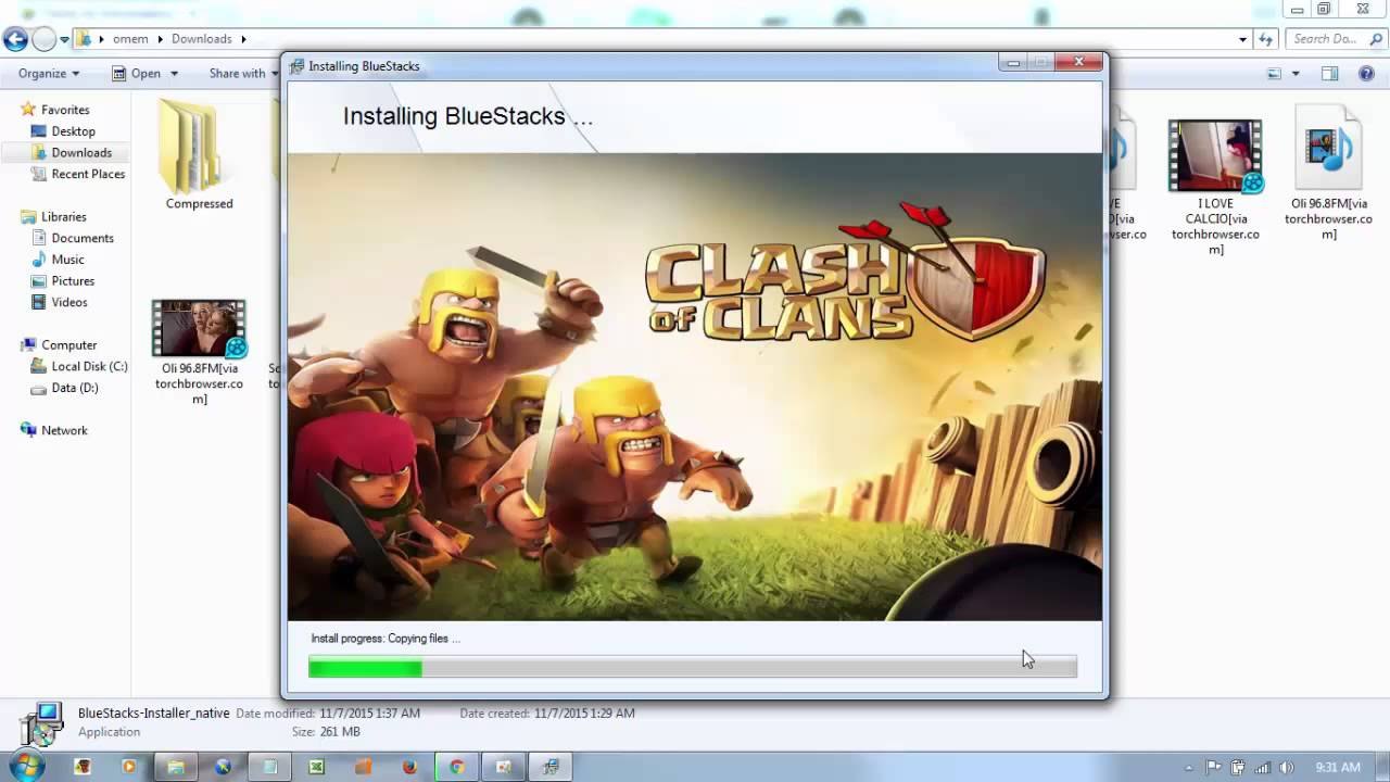 Clash of clans for pc without bluestacks free download | Download