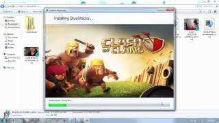 How to play clash of clans on pc khmer​ Without Bluestacks 2015 HD