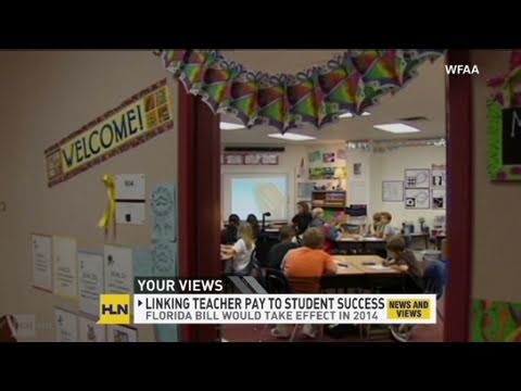 CNN: Link teacher pay to student performance?