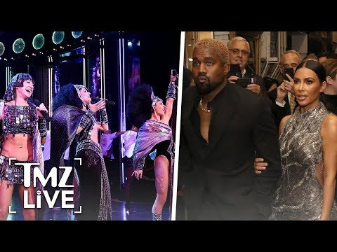 Kanye West Apologizes For Cher Incident | TMZ Live