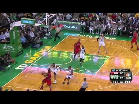 Toronto Raptors vs Boston Celtics | November 5, 2014 | NBA 2014-15 Season