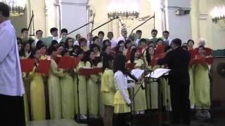 Trời Sao Hoan Ca - Kito Vua choir of Notre-Dame de Saigon