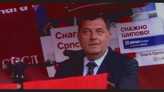 vuclip Milorad Dodik vs Zmaj od Sipova SVADJA