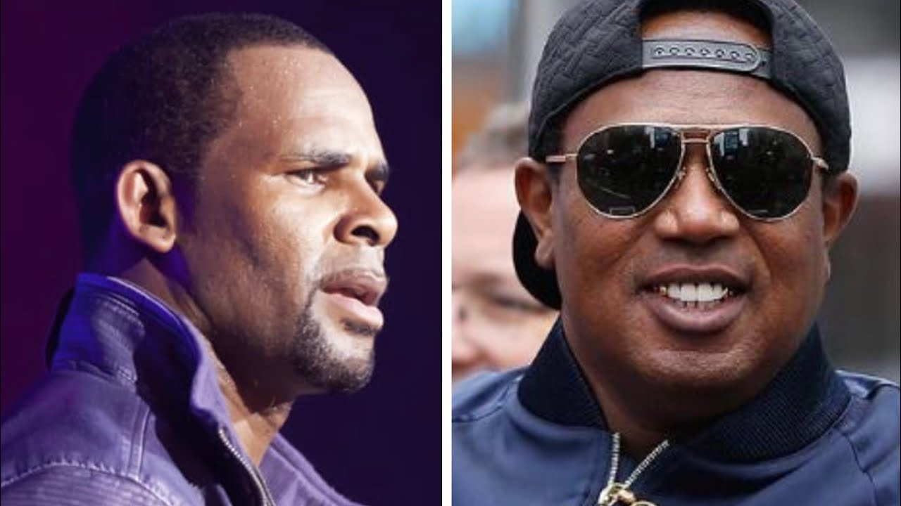 Master P UNLOADS On The R Kelly Docuseries The People Involved & More! - YouTube