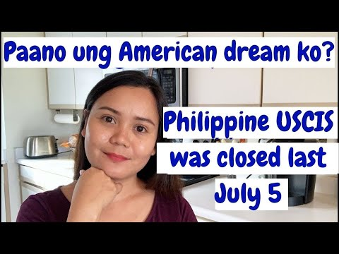 Philippine USCIS Field Office In Manila Was Closed On July 5 Will It Affect K1 Visas?