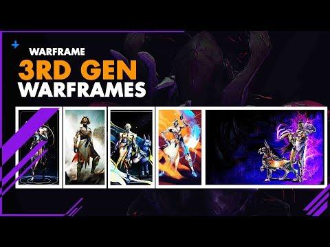 3rd Generation Warframes | GAME-CHANGERS thumbnail
