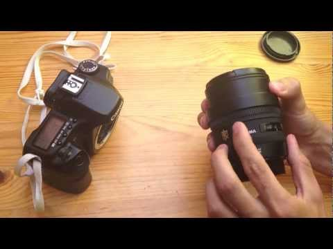 SIGMA 10mm F2.8 EX DC FISHEYE HSM Review + ENG Subtitles