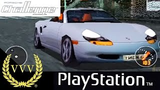 Porsche Challenge - Playstation 1